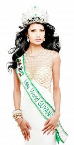 Miss Guyana 2014, Rafieya Husain