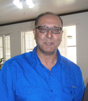 Former GuySuCo CEO, Rajendra Singh