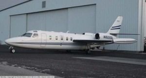 The jet that US Government has moved to seize.