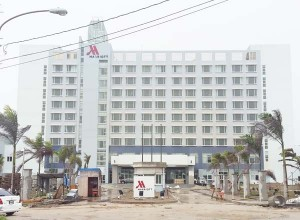 Government yesterday admitted that NICIL spent all of the US$58M needed for Marriott Hotel construction.
