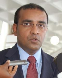 Former President Bharrat Jagdeo
