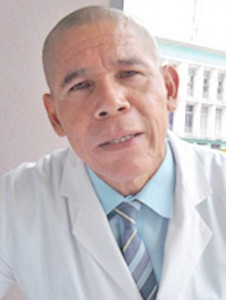 Public Health Minister, Dr. George Norton