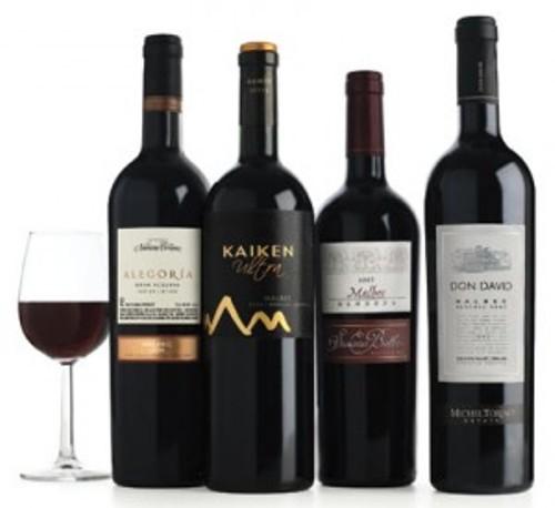 マルベックワイン