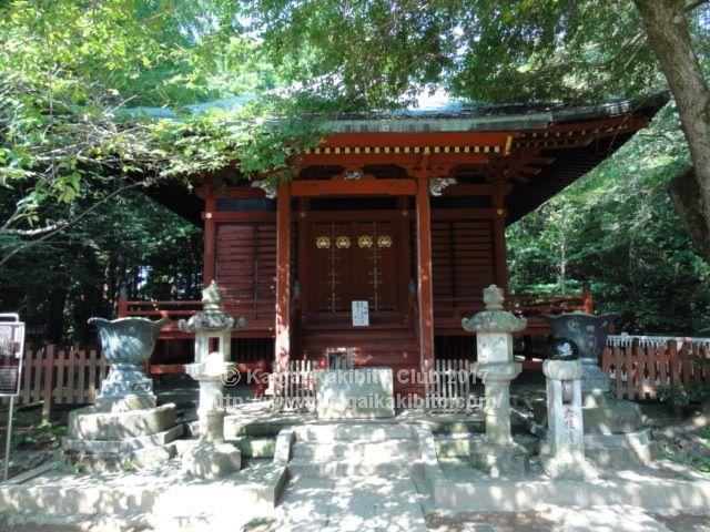 高尾山1号路薬王院