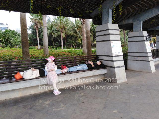 中国海南島2020年1月春節頃の様子
