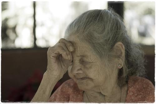 認知症高齢者