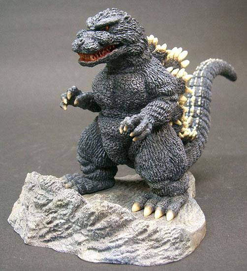Godzilla 1989 Image Resin Model Kit Kaiju Kits