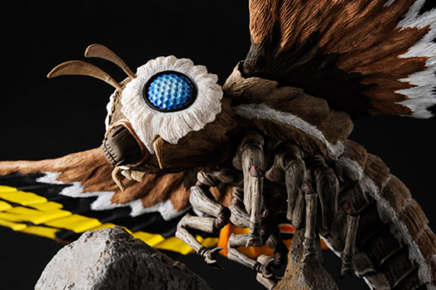 M Arts Mothra 2004 Godzilla Resin Model Kit Kits Models