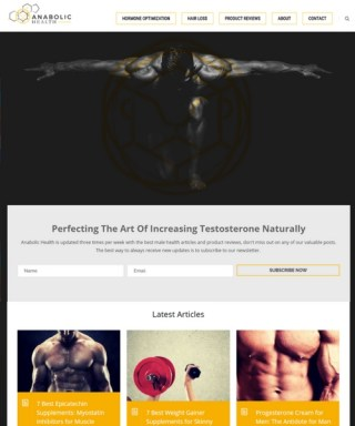 anabolichealth.com