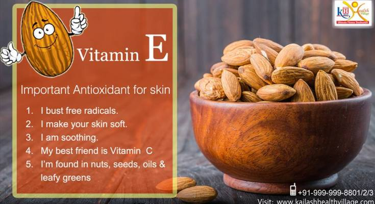 The Amazing Skin Benefits of Almonds