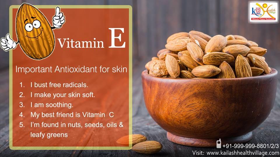 The Amazing Skin Benefits of Almonds