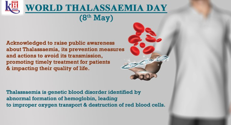 World Thalssaemia Day