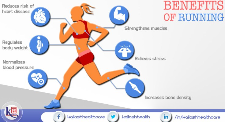 Running Health Benefits