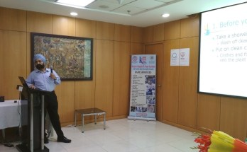 Family Health Plan Insurance TPA Ltd organized a free health talk show at TechnipFMC