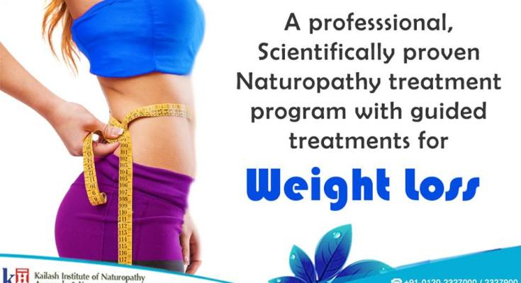 Loss Weight Effectively with Scientifically Proven Naturopathy Treatments