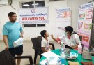 Kailash Hospital & Heart Institute Noida Organized a Free Health Check-up Camp at Gaur City I (Avenue 4) Greater Noida West