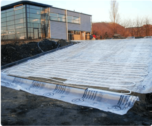 radiant cooling systems