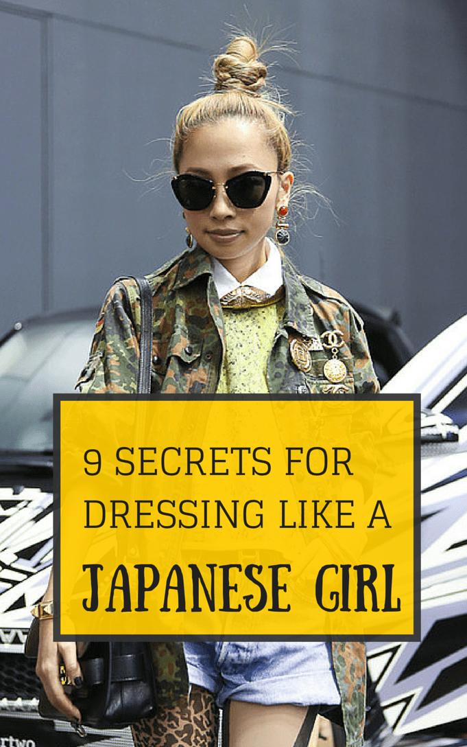 9 SECRETS FOR DRESSING (1)