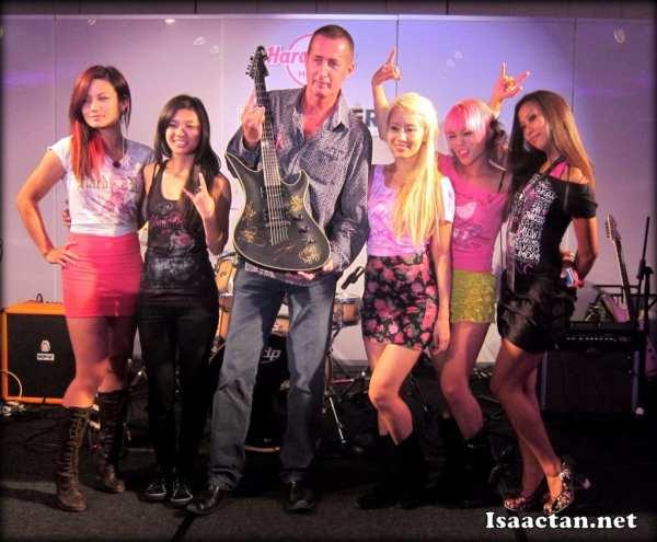 Hard Rock Hotel Lingerie Show 13