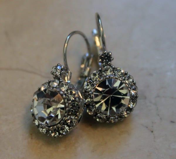 Rocksbox Crystal Earrings