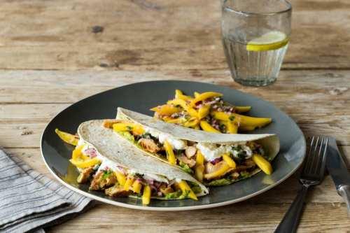 HelloFresh Smoky Adobo Chicken Tacos