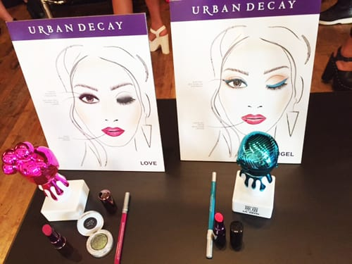 Urban Decay Harajuku Lovers Beautycon Party