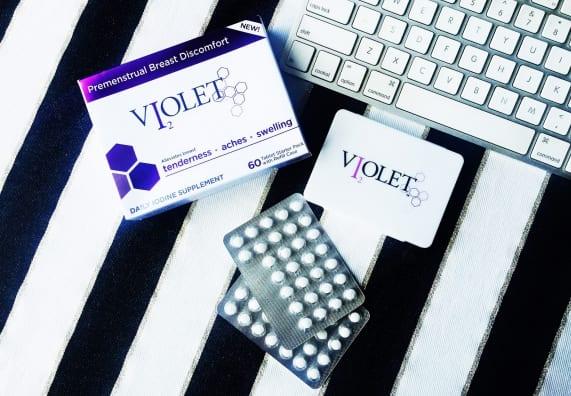 Violet Iodine
