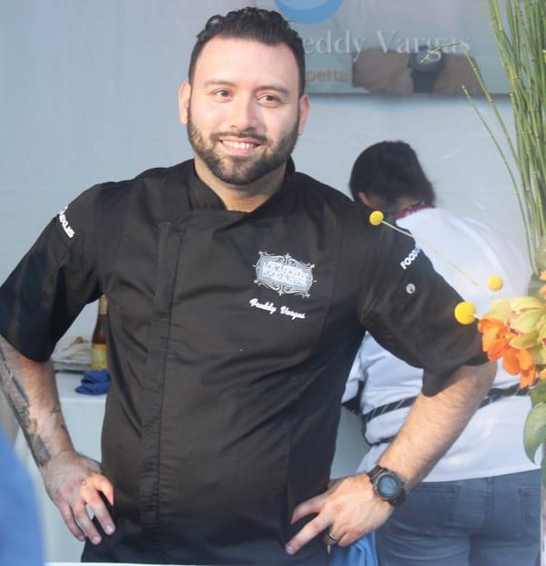LAFW Chef Vargas