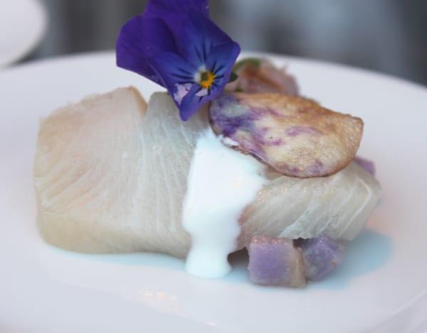 LAFW Sushi Flower