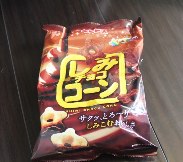 Try The World Japan - Choco Corn