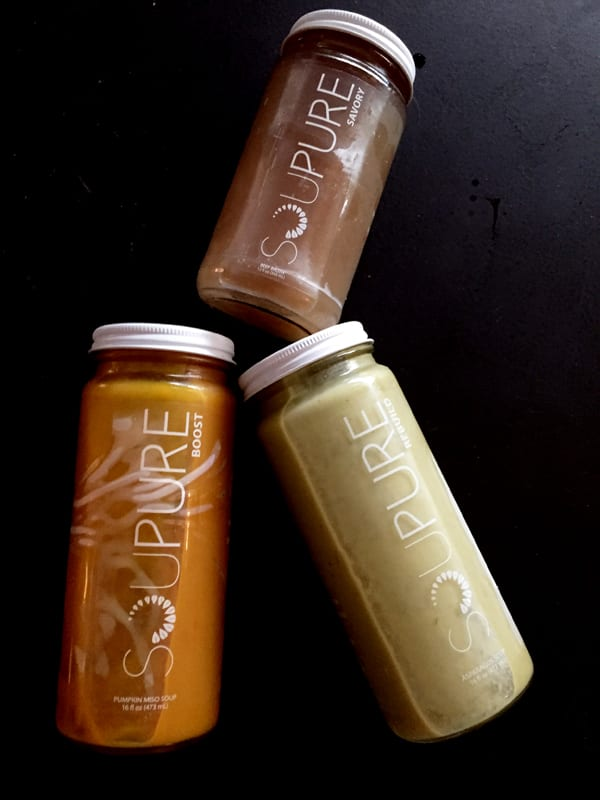 Soupure Soup Cleanse