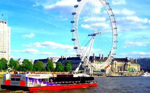 Thames Hop on Hop off River Cruise