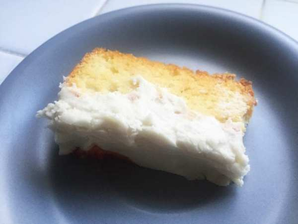 Food Stirs Cake Slice