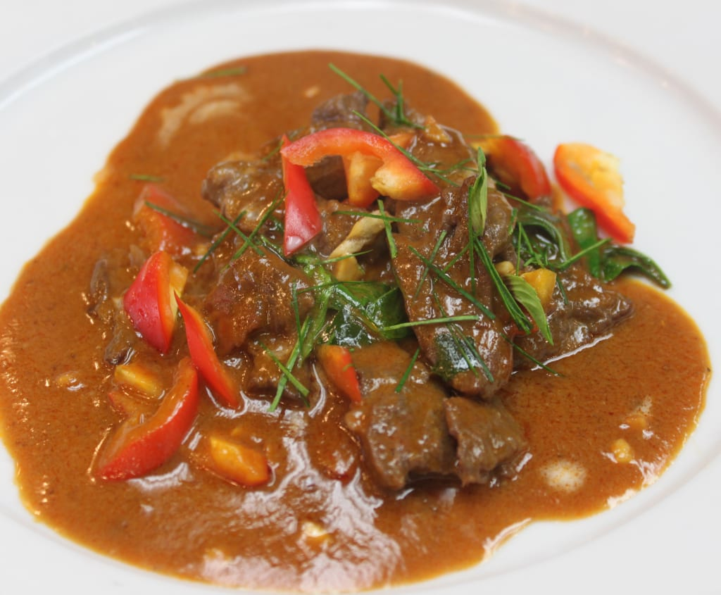 Thailand Tourism Beef Penang 2