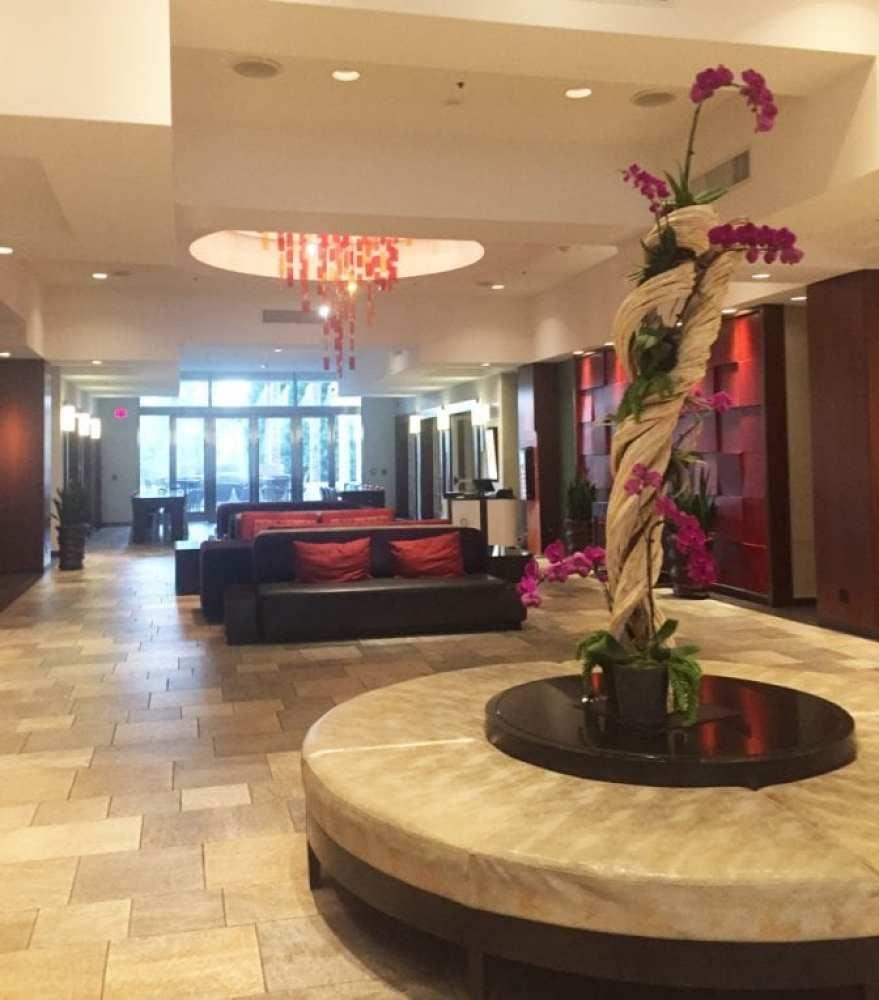 Hyatt Regency Indian Wells Lobby