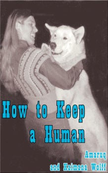 Book Cover: How to Keep a Human (True Woods Tales #1)