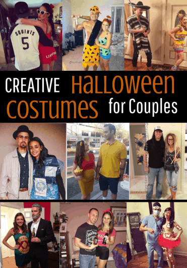 Halloween Costumes for Couples #halloween #halloweencostume #halloweencouplecostume #couplecostume #diycostume #diyhalloween #diyhalloweencostume #KAinspired www.kainspired.com