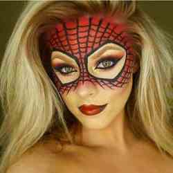 DIY Halloween Makeup Looks #halloween #halloweencostume #diy #diyhalloweencostume #diycostume #makeupideas #halloweencostumes #facepaint #makeup #spidermancostume #spiderman #kainspired
