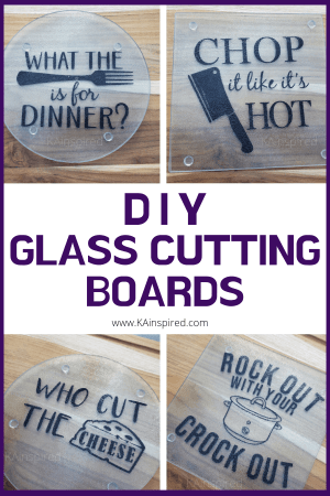 Do it yourself dollar tree cutting boards