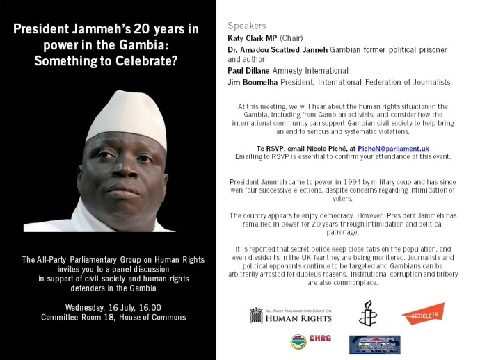 Gambia flyer with logos FINAL