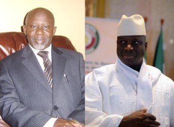 jammeh and darboe