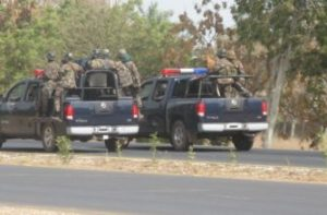 Gambia's State Guards/SMBC photos