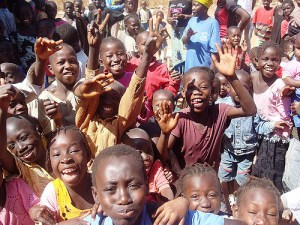 Who will protect these innocent Gambian children?