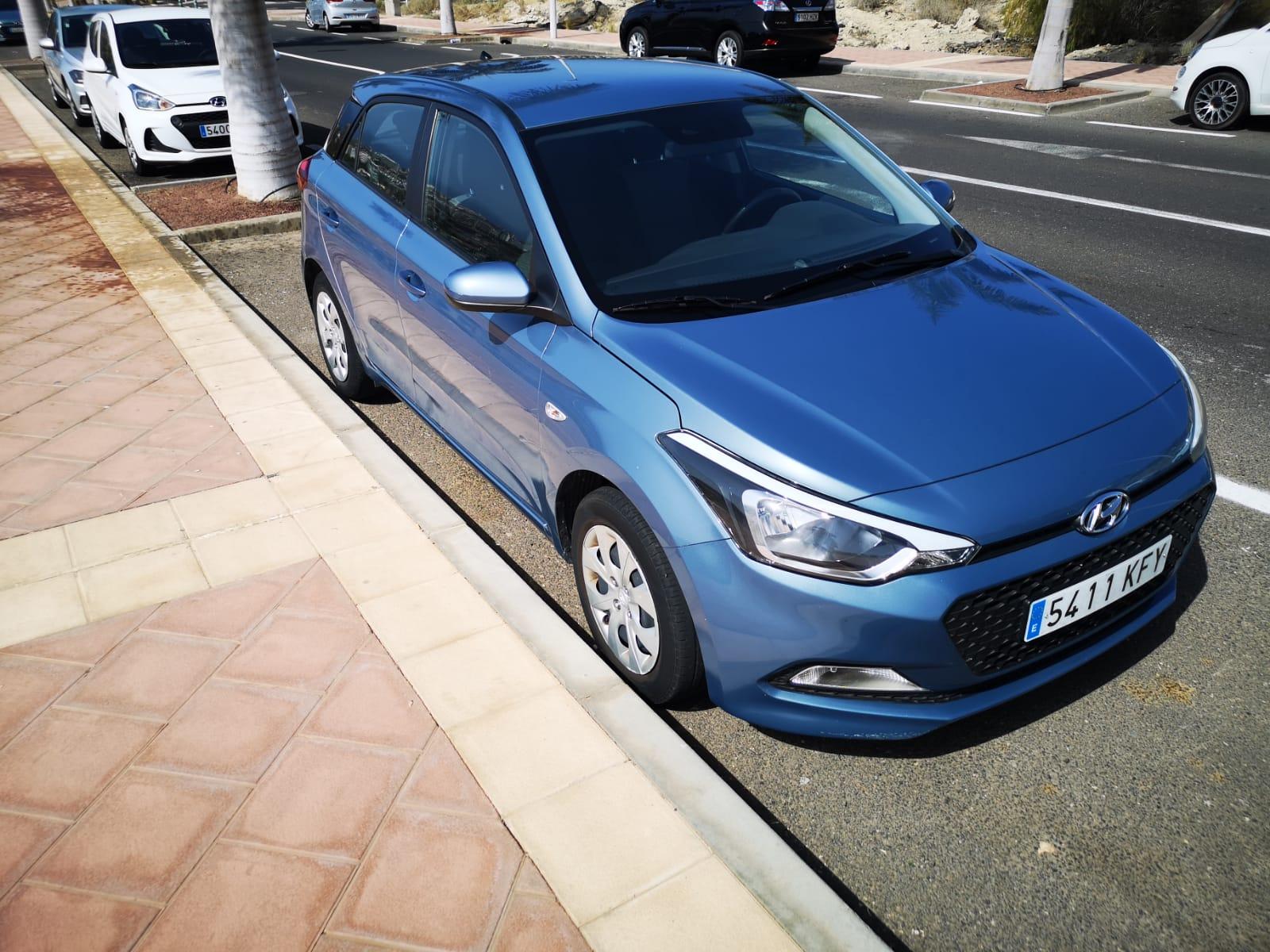 Hyundai I 20 Accent