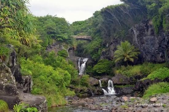 'Ohe'o Gulch (Seven Sacred Pools), Hana, Maui
