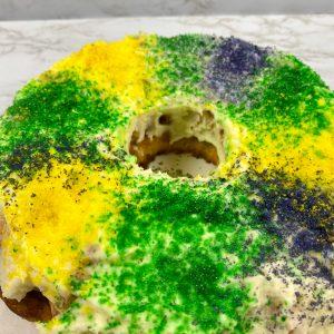 Keto King Cake | Kai's Baking Studio