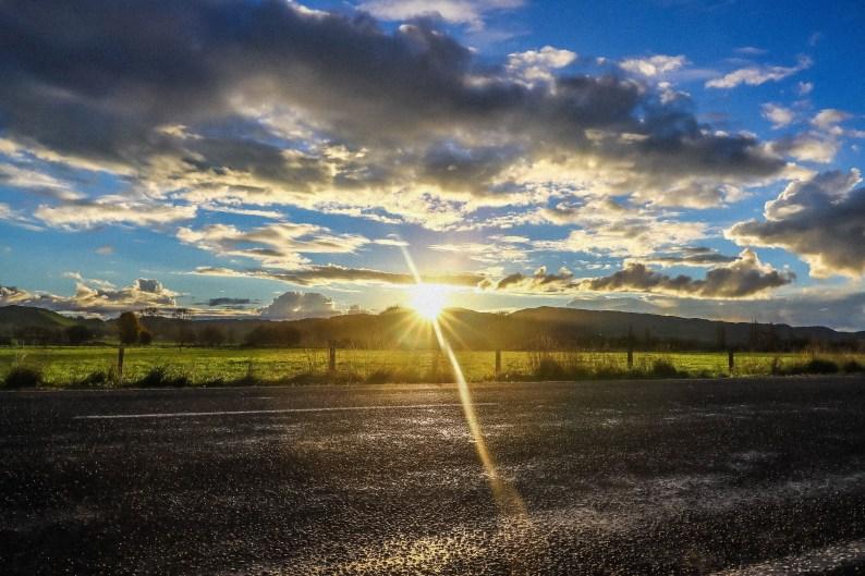 Licht am Ende des Horizonts?