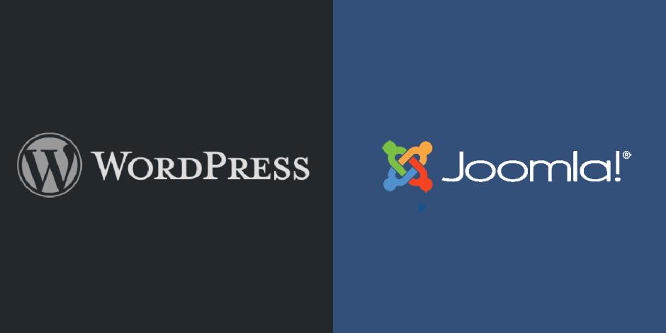 Joomla gegen Wordpress