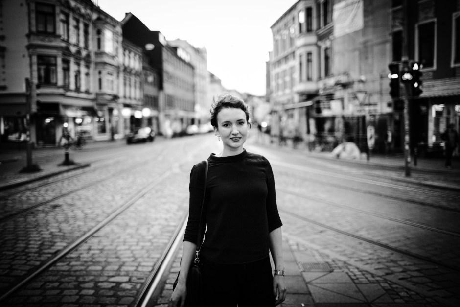 Lisa Streetshooting 1/4 Bremen