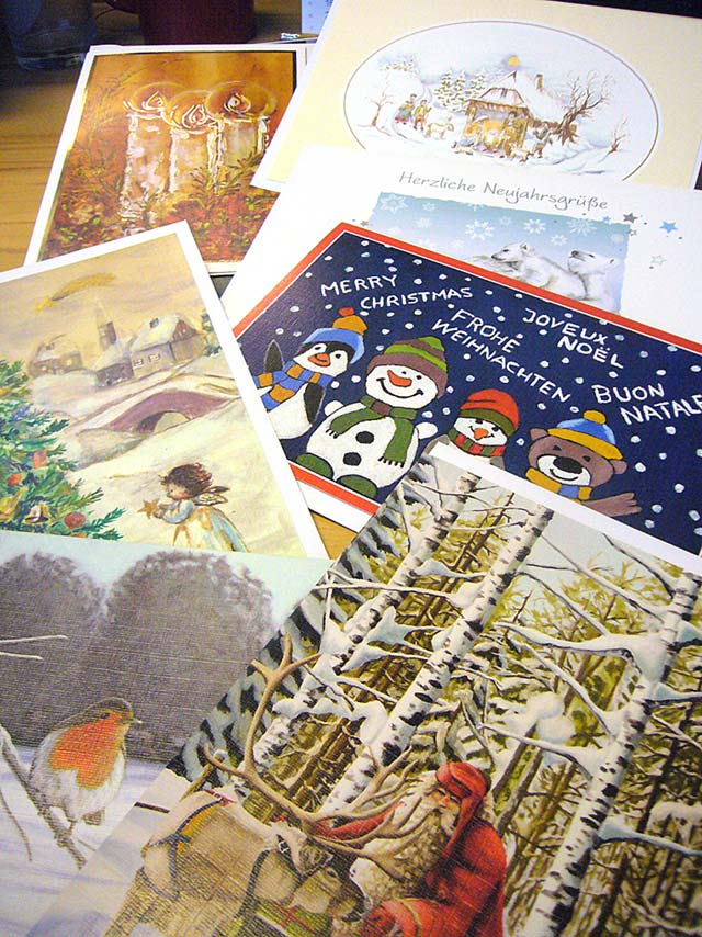 Christmas Cards Originated In England Kaiserslautern American